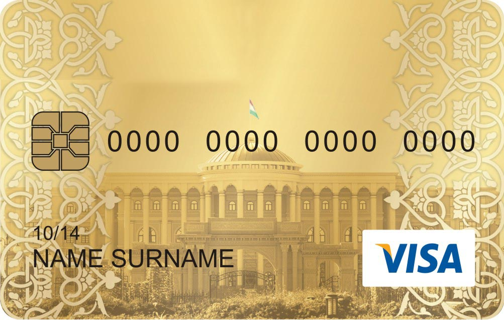 ویزا کارت گلد - Gold VISA Card