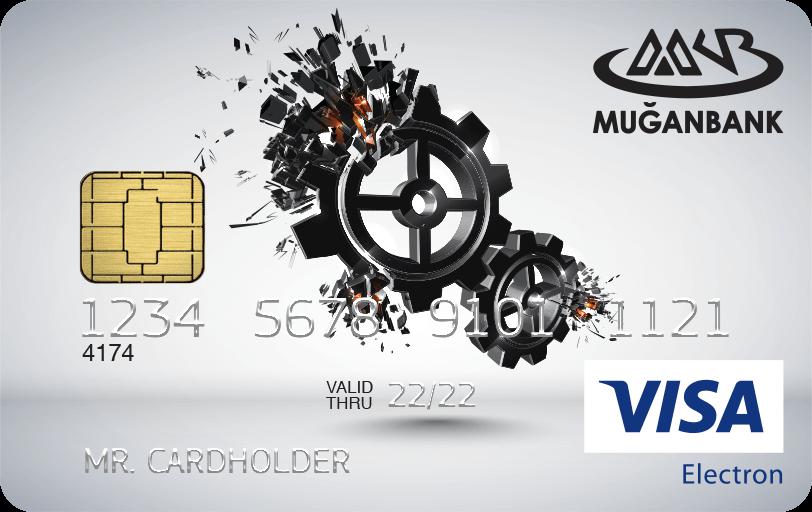 ویزا کارت الکترون - Electron VISA Card
