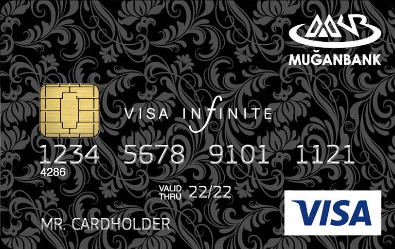 ویزا کارت اینفینیتی - Infinite VISA Card