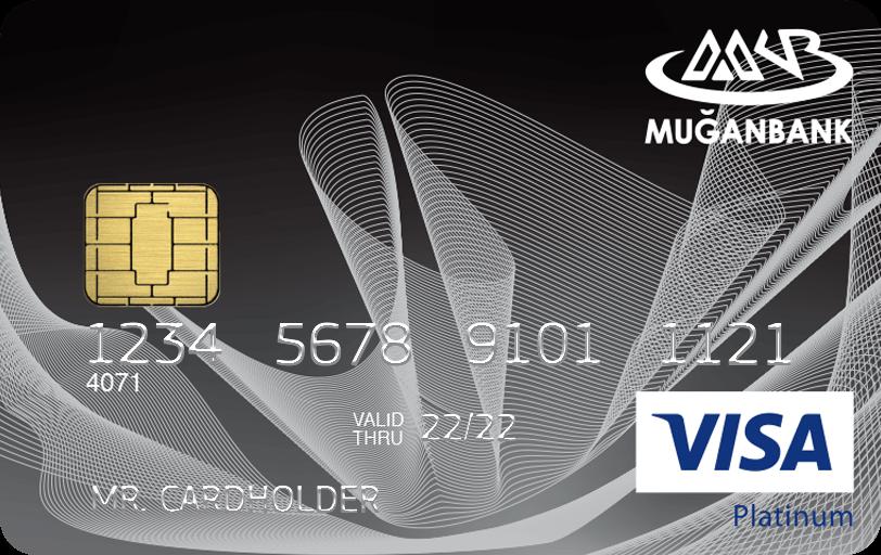 ویزا کارت پلاتینیوم - Platinum VISA Card